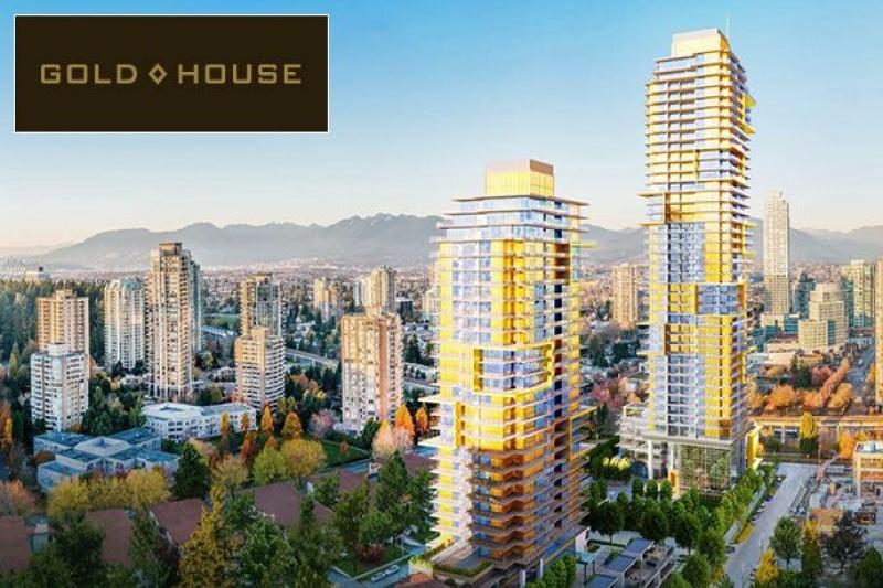 6377- 6383 McKay Avenue, ,Metrotown Condo,Condo Building in Construction,Gold House,6377-6383 McKay Avenue,1007