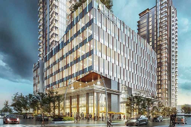 4458 Beresford Street, Burnaby, ,Metrotown Condo,Condo Building in Construction,4458 Beresford Street, Burnaby,1010