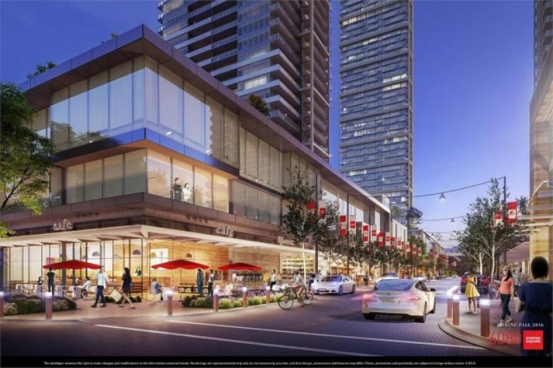 6080 Mckay Avenue, ,Metrotown Condo,Condo Building in Construction,6080 Mckay Avenue,1019