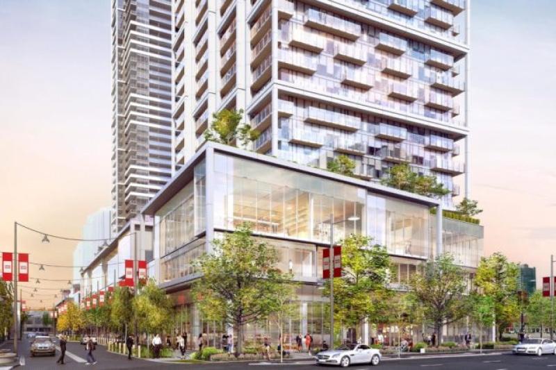 6000 Mckay Avenue, ,Metrotown Condo,Condo Building in Construction,6000 Mckay Avenue,1020