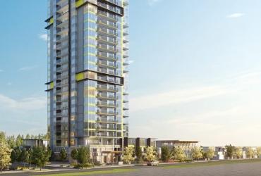 6661 Marlborough Avenue, ,Metrotown Condo,Condo Building in Construction,6661 Marlborough Avenue,1026