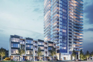 5051 Imperial Street, ,Metrotown Condo,Condo Building in Construction,5051 Imperial Street,1027