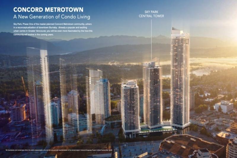 4750 Kingsway, Burnaby, BC V5H 2C2, ,Metrotown Condo,Condo Building in Construction,4750 Kingsway, Burnaby, BC V5H 2C2,1028