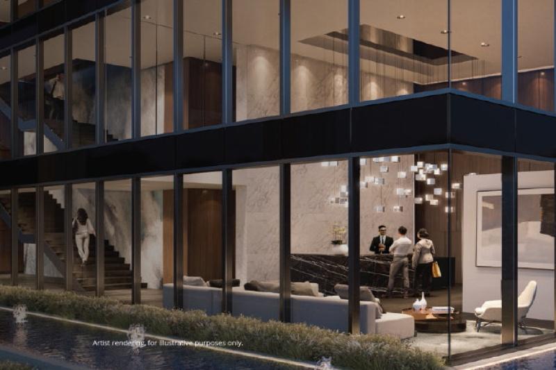 4711 Hazel Street, ,Metrotown Condo,Condo Building in Construction,4711 Hazel Street,1030